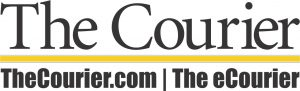 The Courier Logo