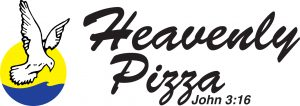 Heavenly Pizza Logo