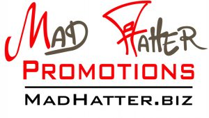 Mad Hatter Promotions Logo